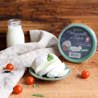 Mozzarella de Bufala Caprese Vitalatte