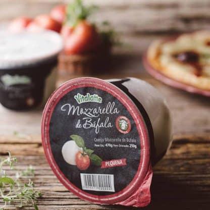 Mozzarella de Búfala Pequena Vitalatte