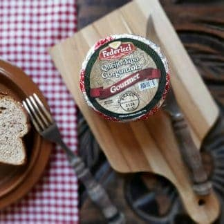 Queijo tipo Gorgonzola mini Gourmet Federicci