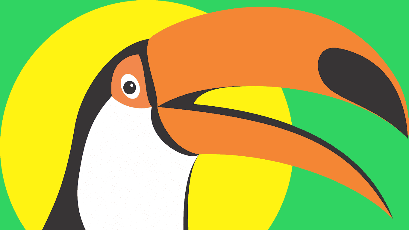 Logotipo Serra do Tucano