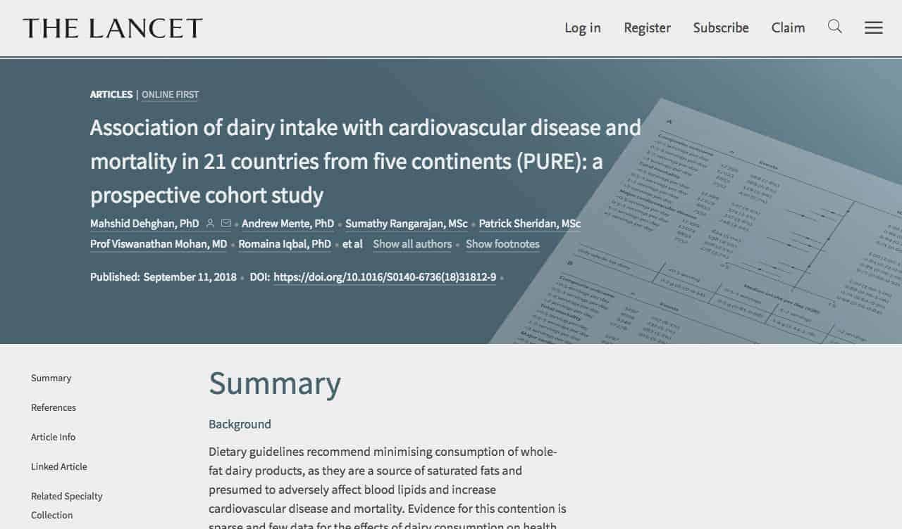 Estudo realizado sobre hábitos alimentares de 136.384 indivíduos em 21 países, conclui que comer queijo reduz o índice de mortalidade e problemas cardiovasculares