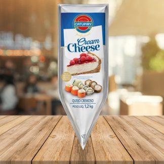Cream Cheese Catupiry Profissional Queijo Cremoso Bisnaga 1,2 kg
